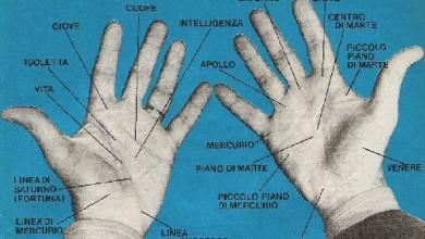Photo of Le mani nascondo i segreti del nostro futuro ?