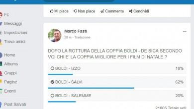 """Photo of Ciack , girano gli """"Chef Natalizi"""" , e sui social scatta il sondaggio"""