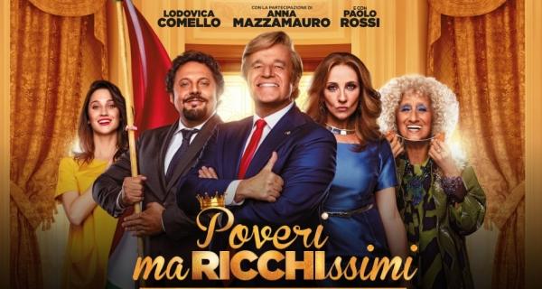 """Photo of """"Poveri ma ricchissimi"""", il sequel che non osa"""