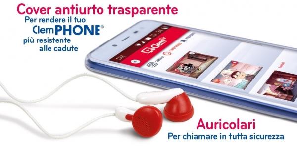 Photo of ClemPhone 7, lo smartphone per bambini