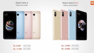 Photo of Svolta Xiaomi: nuovo processore e doppia fotocamera su Redmi Note 5 Plus