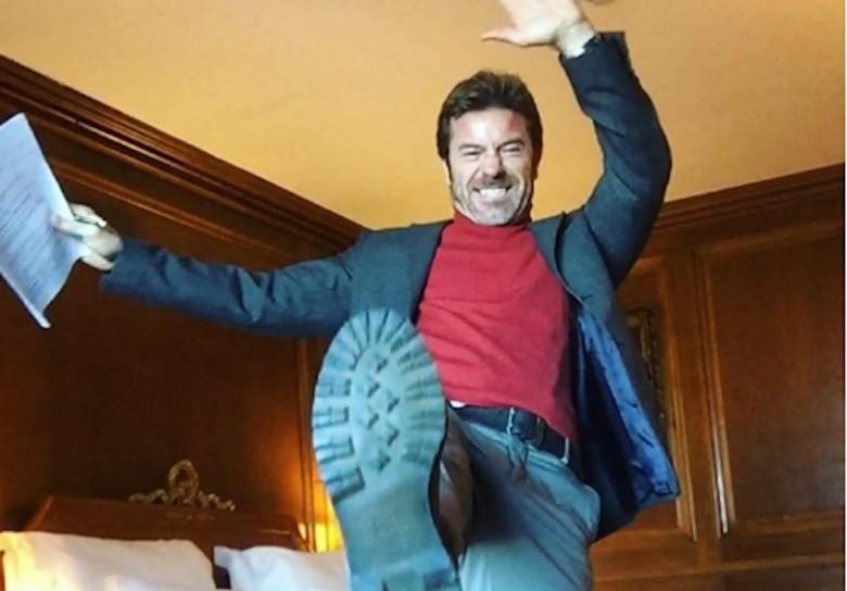 Photo of PAOLO CONTICINI : QUEL BIGLIETTO DA VISITA CHE OGGI CI FA' FARE TANTE RISATE … E NON SOLO
