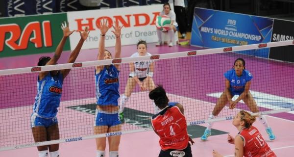 Photo of Volleyball – Serie A2F, cadono le prime due della classifica
