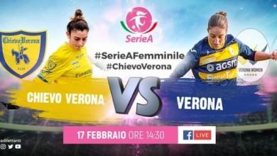 Photo of Calcio Femminile Serie A – Juve fa 14, Chievo vince il derby