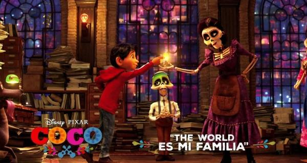 """Photo of """"Coco"""", è la trama il vero effetto speciale Pixar"""