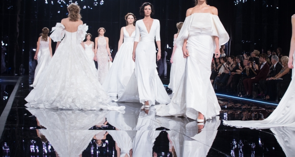 Photo of Parterre stellare per il Nicole Fashion Show