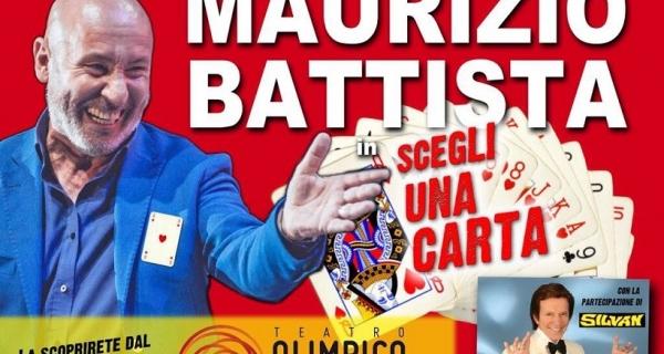 Photo of MAURIZIO BATTISTA. UN NOME, UNA GARANZIA