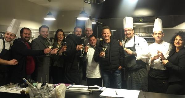Photo of Enzo Salvi saluta il nuovo Anno con un Tour in Campania