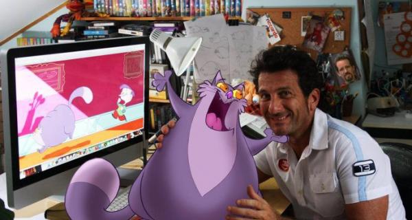 """Photo of Anche """"er Cipolla"""" protagonista nei Calciatoons , i fumetti animati di Riccardo Mazzoli"""