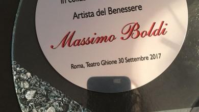 Photo of LA MEDICINA ESTETICA VA A TEATRO . MASSIMO BOLDI PREMIATO ARTISTA DEL BENESSERE