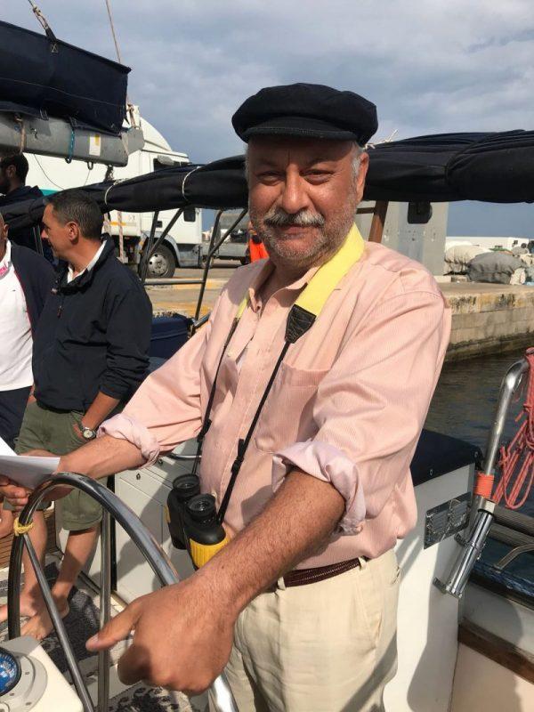 Photo of Babak Karimi. Cultura, esperienza e talento nel cast di Free