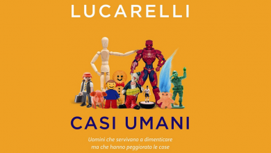 "Photo of Libri – Selvaggia Lucarelli torna con ""Casi Umani"""