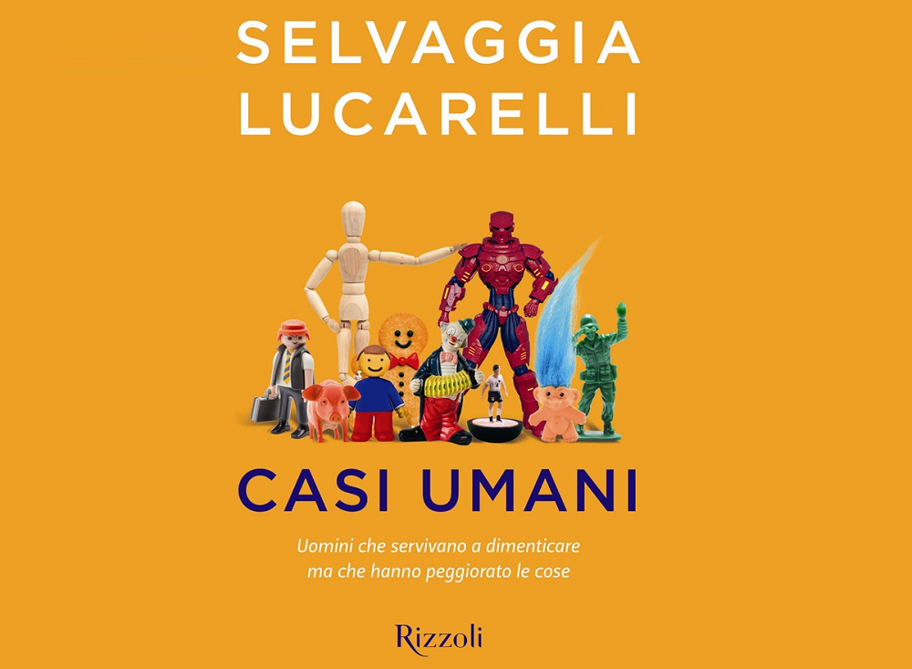 """Photo of Libri – Selvaggia Lucarelli torna con """"Casi Umani"""""""