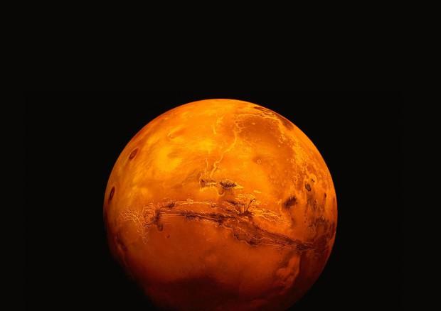 Photo of Marte : Scenziati Italiani scoprono un lago salato a 1500 metri di profondità . Potrebbe esserci vita