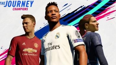 """Photo of FIFA 19 – EA Sports fa centro (ma non 100) con """"The Journey Champions"""""""