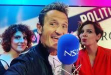 """Photo of ENZO SALVI: GRANDE SUCCESSO RADIOFONICO CON """"BUONGIORNISSIMO ROMA"""""""