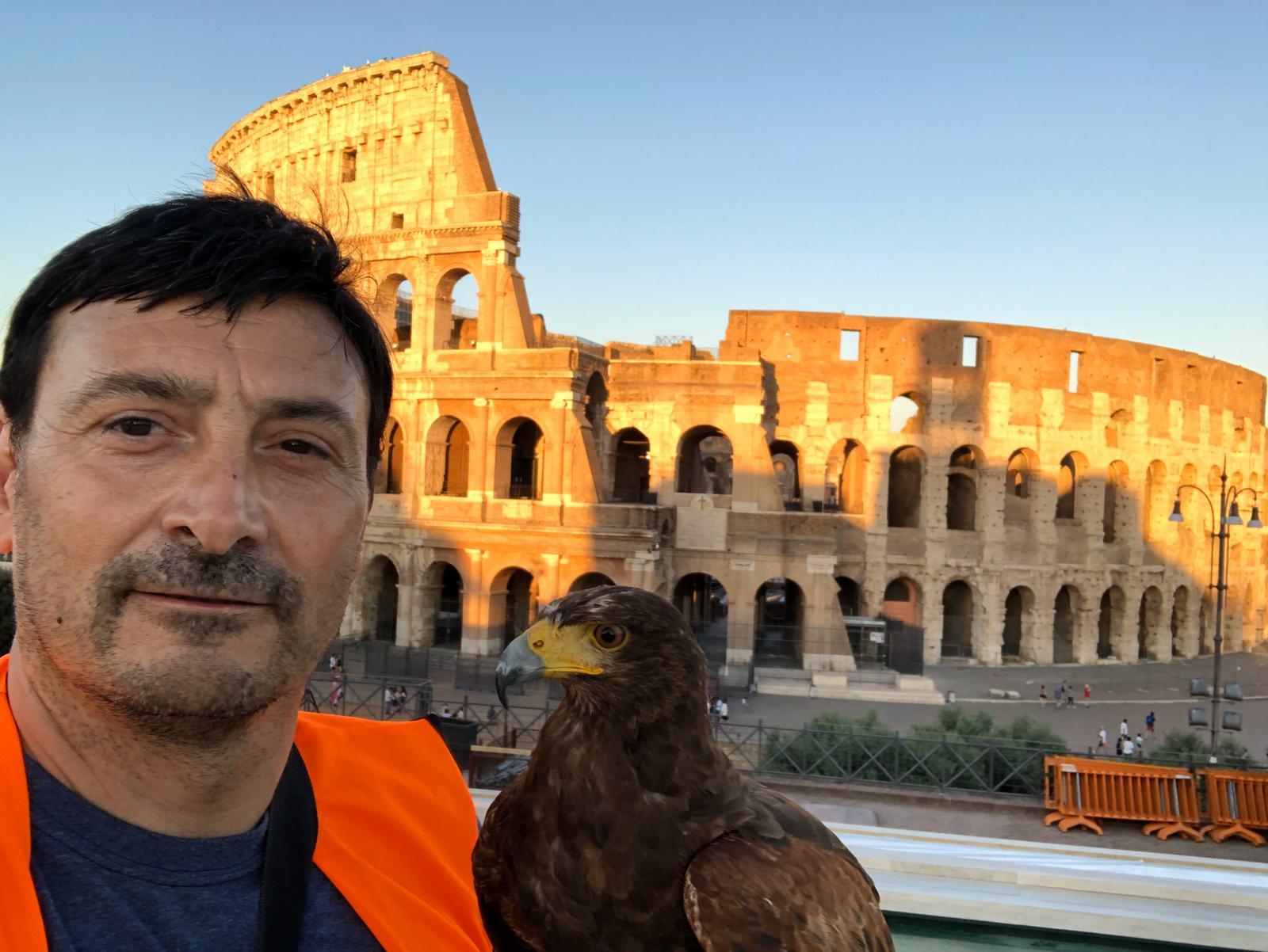 Photo of Maurizio Alessandrini e i suoi Falchi