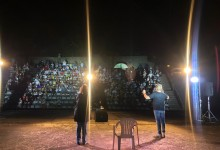 Photo of Sold-out in Calabria per Enzo Salvi : 500 fans accorrono al suo spettacolo