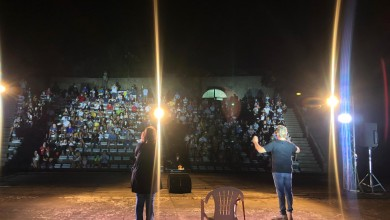 Photo of Sold-out in Calabria per Enzo Salvi : 500 fans accorrono al suo spettacolo